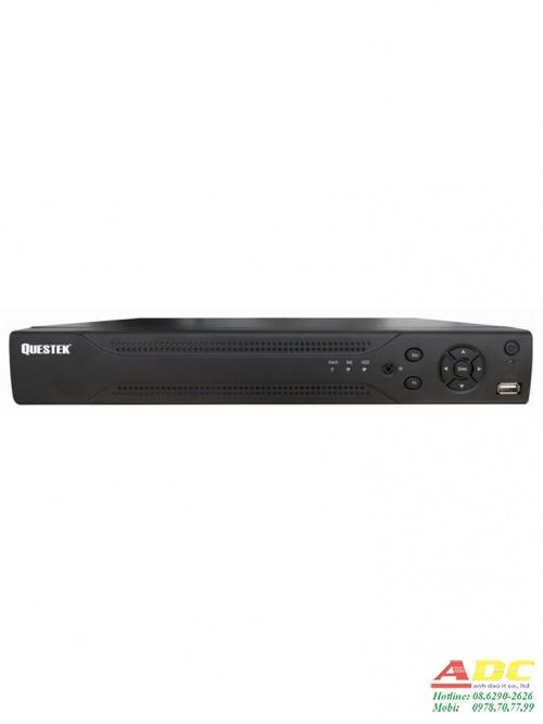 Đầu ghi hình HD-CVI 8 kênh QUESTEK Eco-6108CVI